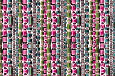Anallop Disseny #candy and cristal #colorfull #jewelry to decorate your #swimsuit and #beachwear #fashion #design Mexican and maya inspiration from ancient american cultures. All the color of the riviera in your design. Blue, green and pink decoration. What would you convine it with? https://www.facebook.com/SwimwearFabricsAnnaLlopDisseny?ref=hl