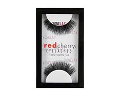 Red Cherry Eyelashes 117 Pack of 3 Pairs *** Click on the image for additional details. (Note:Amazon affiliate link)