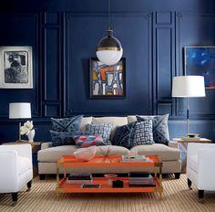 10 objetos azul-royal que brilham em qualquer cantinho