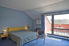 double room equipped with every comfort