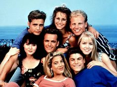 Beverly Hills, 90210....okay let's be for real who didn't like this show...I still watch reruns from time to time..Dylan was my man..lol