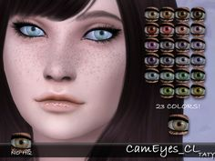 19 Best Sims 4 CC - Eyes images in 2017 | Sims 4 cc eyes, Costume