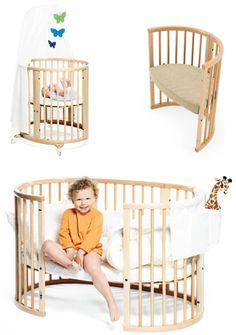 The Stokke Sleepi does it all! Two of my kids have one. #socialcircus