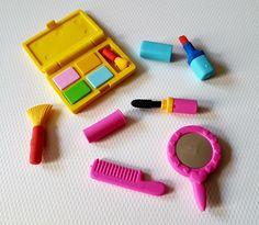 Gomas - Set de maquillaje