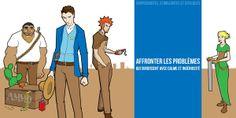 Benjamin Lupo portfolio illustration et web