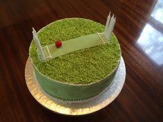John's cricket cake 2014