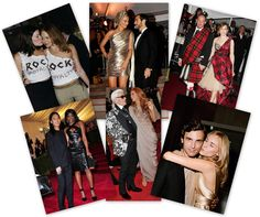 A Look Back At Our Favorite Designer-Muse Duos From Past Met Galas