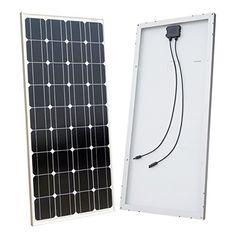 ECO-WORTHY 100 Watt 12 Volt Monocrystalline Photovoltaic PV Solar Panel Module 12V Battery Charging for Solar Power System ECO-WORTHY http://www.amazon.com/dp/B00V4844F4/ref=cm_sw_r_pi_dp_0vVnwb0EV1N3Q