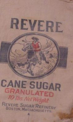Cotton Sugar Sack