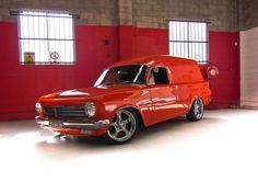 EH Holden Panel Van