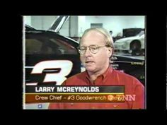 ▶ Rare Dale Earnhardt & Larry McRenoylds Interviews - YouTube