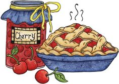 Mom's Cherry Pie