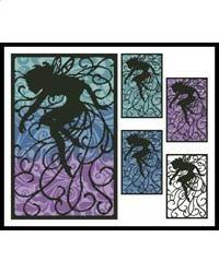 Fairy Silhouette 1