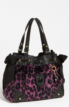 Juicy Couture 'Wild Things - Daydreamer' Tote.....my next purse!