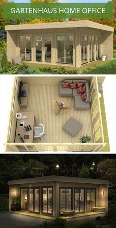 gartenhaus home office 70 gartenh user 70er und plaetzchen. Black Bedroom Furniture Sets. Home Design Ideas