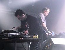 The Crystal Method ~ Won tickets and saw them at House of Blues in Orlando.
