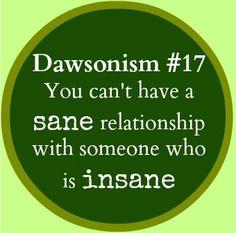 Dawsonism #17