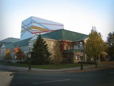 Fredericton - Beaverbrook Art Gallery - Where Go The Boats (with several famous canadian artists) Fredericton New Brunswick, New Brunswick Canada, East Coast Travel, The Province, Canadian Artists, Play Houses, Homeland, Boats, Stuff To Do