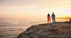 Amazing Santa Cruz Engagement Photography, from Expressive Photographics