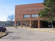 Manhattan High School Manhattan, Kansas Class of 1978 Manhattan Kansas, State Of Kansas, City State, Schools, Cities, High School, The Past, Sweet Home, In This Moment