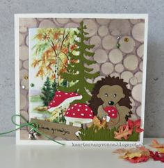 3d Cards, Cute Cards, Fall Cards, Xmas Cards, Rena, Homemade Greeting Cards, Elizabeth Craft Designs, Cricut Cards, Die Cut Cards