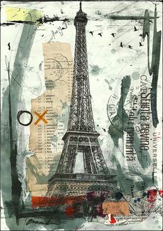 KUNSTDRUCK Leinwand Geschenk Poster Abbildung Malerei von rcolo