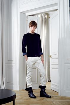 Balmain Fall 2012 Menswear Collection on Style.com: Complete Collection