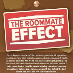 Your college roommate isn't just someone you share a fridge with – roomies can have a big impact on your academic achievement, health and social attitudes. College Roommate, College Life, Mobile Number Portability, Voters List, Email Id, Extra Work, Personalised Baby, Baby Cards, Business Marketing