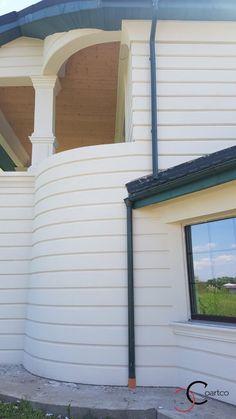 Proiect Casa Rezidentiala Corbeanca 2 – Profile Decorative Garage Doors, Exterior, Architecture, Outdoor Decor, Sd, Design, Home Decor, Arquitetura, Decoration Home