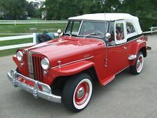 1949 Willys Overland Overland Jeepster Willys Cars Trucks