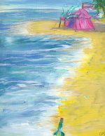 Chakra Healing: Aqua Color Therapy