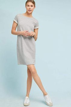 Cloth & Stone Essential Sweatshirt Dress