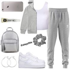 Outfits S e Outfits Teen Fashion Outfits Swag Outfits Sportliche Outfits Schwarz fashion Outfits schwarz sportliche s e Swag Teen School Outfits For Teen Girls, Cute Lazy Outfits, Cute Swag Outfits, Teenage Girl Outfits, Chill Outfits, Teen Fashion Outfits, Sport Outfits, Trendy Outfits, Jordan Outfits