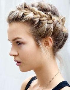 cool Красивые высокие прически (50 фото) — Идеи для волос разной длины