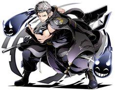 Character Design Animation, Fantasy Character Design, Comic Character, Character Concept, Concept Art, Naruto Oc Characters, Fantasy Characters, Persona Anime, Samurai Artwork