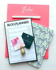 Julie Leah: A life & style blog: Blogging: 5 Tips for Working with Brands