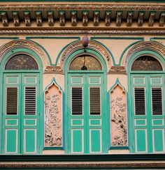 Pre-War building in Malacca