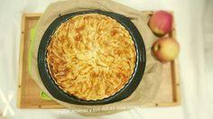 Paqui Jimenez y sus dulces creaciones: Tarta de manzana y vainilla