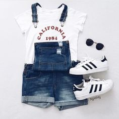 Cute Summer Outfits Shorts yet Cute Casual Outfits For The Office other Cute New Years Eve Outfits With Jeans; Womens Clothes For Travel & Cute Outfits Near Me Teenage Outfits, Cute Outfits For School, Teen Fashion Outfits, Fashion Mode, Tween Fashion, Edgy Outfits, Cute Casual Outfits, Cute Summer Outfits, Girl Outfits