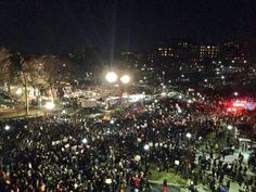 BREAKING: Boston is shut down. This has become a MASSIVE display of disobedience. #EricGarner #BlackLivesMatter  Bipartisan Report @Bipartisanism