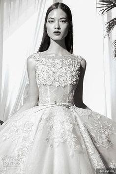 YolanCris Fall/Winter 2016 Wedding Dresses — Couture Capsule Bridal Collection   Wedding Inspirasi