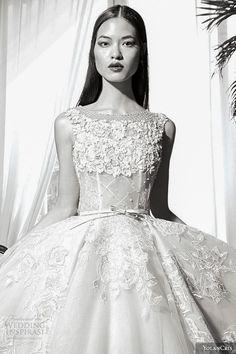 YolanCris Fall/Winter 2016 Wedding Dresses Couture Capsule Bridal Collection
