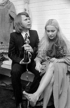 Björn & Agnetha 1972