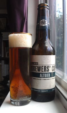 Brewers' Cut 005 Altbier, Real Ale Brewing Company
