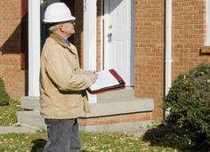 PICK YOUR OWN INSPECTOR, NOT ONE THE REALTOR SUGGESTS!!! - An inspector will evaluate the structure, construction, and mechanical systems of your would-be home... - fotosearch.com