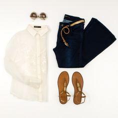 Shop the Look @b4f!