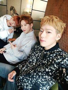 U-Kwon & Kyung with Zico