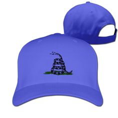 Golf Hat Don't Tread On Me Snake Plain Caps Trucker Hats -- Awesome products selected by Anna Churchill