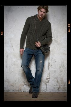 Jacey Elthalion for Freeman T. Porter Fall Winter 2010 Catalogue