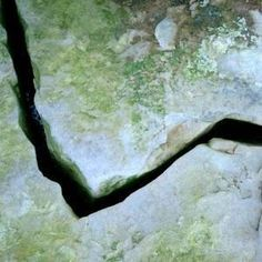 New way to study ground fractures may help determine if there is a fluid, such as magma or water, or natural gas inside fractures in the Earth.